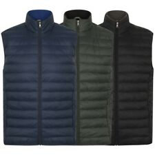 Mens Gilet Tokyo Laundry Puffer Bodywarmer Padded Quilted Winter Lined Fashion