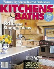 Kitchen And Baths Magazine Storage Ideas Before And After Makeovers Laundry 2009