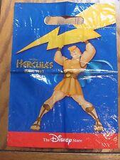 "Disney Store - Plastic Shopping Bag - 8 1/2"" x 12"" Hercules, Pain and Panic"