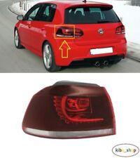 VW GOLF MK6 VI R 2009 - 2013 REAR LED TAIL LIGHT LAMP OUTER PART LEFT N/S LHD