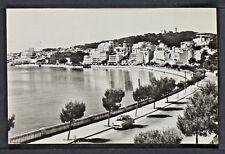 3033.-PALMA DE MALLORCA -Paseo Marítimo (1956-REAL FOTO)