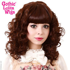 Gothic Lolita Wigs® Bijou™ Collection - Chocolate Brown Mix