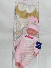 18 Pollici La mia adorabile Sleeping Baby, nuovissimo con custodia e accessori, 3 +