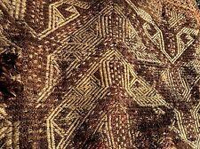 18-19. Century Antique Turkish Kilim Carpet Nomadic Wool Rug Herbal Coloring