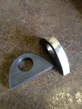 d ring shackle monts weld on tabs from hard knox fab works