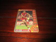 2013 TEAM COACH GOLD CARD GOLD COAST SUNS KARMICHAEL HUNT CARD TEAMCOACH