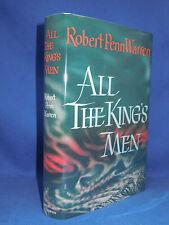 ALL THE KING'S MEN Robert Penn Warren 1st First Edition Second Print, 1946