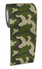 Camo Toilet Paper Military Hunter Hunting Camping Outdoor Supplies 2 Pack Rolls