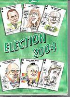 BUSH LEAGUE ALL STARS ELECTION 2004