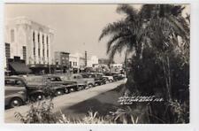 BEACH STREET, DAYTONA BEACH: Florida USA postcard (C31639)