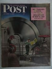 Saturday Evening Post Magzaine  October 2,1943  Russell Patterson  VINTAGE ADS