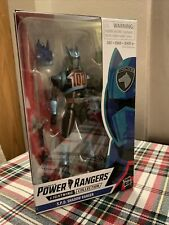 Hasbro Power Rangers Lightning Collection S.P.D. Shadow Ranger 6in Action Figure