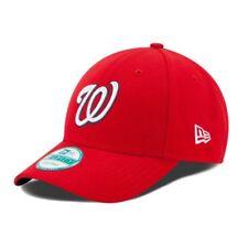 New Era Homme Rouge WASHINGTON NATIONALS LA LIGUE casquette neuf avec étiquette