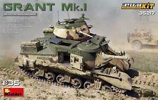 1/35 Miniart Grant Mk.I Interior Kit #35217