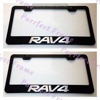 FOREVER Batman Stainless Steel Black License Plate Frame Rust Free Caps