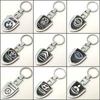 Gift Ideas For Him Her Boyfriend Girlfriend Car Chrome Metal Keyring Key Chain