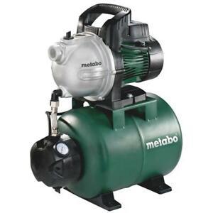 Metabo Hauswasserwerk HWW 3300/25 G Bewässerung, Fördern, Auspumpen, Klarwasser