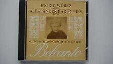Ingrid Würtz Sopran / Aleksander Bakhchiev Piano - Belcanto - CD