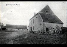 DOMAINE DE LA FORET prés MOULINS (03) CORPS de FERME début 1900