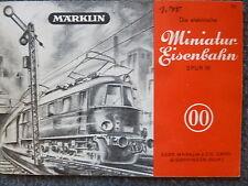 MÄRKLIN Katalog 1949 - Neuwertig !!!