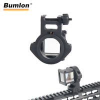 Tactical Reflect Angle Sight 360 Degree Rotate For Rifle Aiming Device Hunting