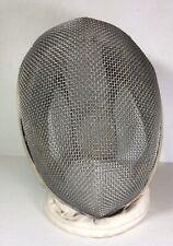 Vintage Castello Full Face Foil Mask Fencing Sword Fighting Helmet Neck Guard