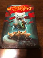 Mouseheart Hardcover Book BY Lisa Fiedler Volume 1 Mint Condition. Free Ahipping