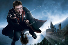 Posters Usa - Harry Potter Harry and Hogwarts Movie Poster Glossy - Mov220