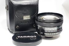 Tamron Adaptall 2 SP 17mm 1:3.5 wide angle camera lens 151B with case