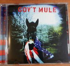 GOV'T MULE - GOV'T MULE -  CD SIGILLATO(SEALED)