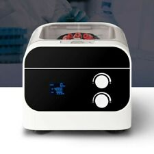 Laboratory Bench Top Centrifuge LCD Display Low-Speed PRP Serum Separator 220V