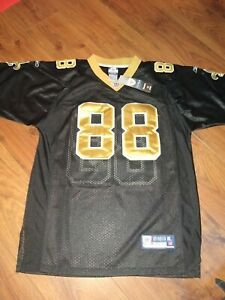 New Reebok ON FIELD New Orleans Saints #88 SHOCKEY Youth  X-Large Jersey