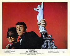 "Audrey Hepburn Peter O'Toole How To Steal A Million Original 8x10"" Photo #K1871"