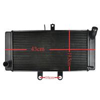 BLACK Cooling Radiator For Suzuki BANDIT GSF1250 GSX650 F 2007-2009 NEW