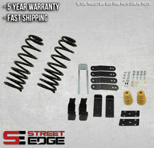 """Street Edge Lowering Kit 2"""" Front & 4"""" Rear for 07-16 Toyota Tundra V8 2WD"""