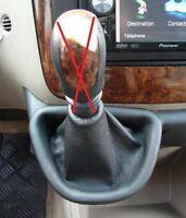 Schaltsack Schaltmanschette Schalthebelmanschette Mercedes Vito W639 Echt Leder