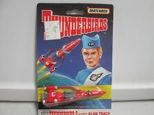 Matchbox Thunderbirds Thunderbird 3 Pilot Alan Tracy