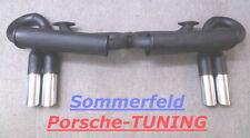 Porsche 911 F Modell Sportauspuff inkls. Doppelendrohre Sport Exhaust Muffler