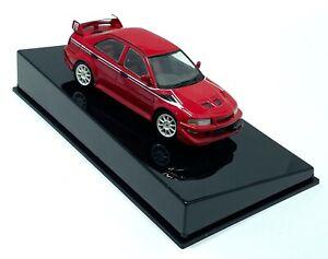 AUTOART MITSUBISHI EVO VI TOMMI MAKINEN STREET EDITION RED MODEL CAR 1:43 SCALE