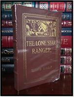 The Lone Star Ranger by Zane Grey New Sealed Easton Press Leather Bound Hardback