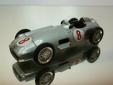 BRUMM R72 MERCEDES BENZ W196 - 1954 - SILVER 1:43 - GOOD CONDITION - 20