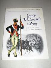 Men-At-Arms: George Washington's Army by Peter Young (1972, Paperback)
