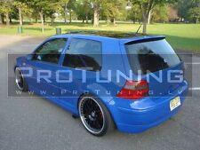 Vw golf iv 4 MK4 98-04 arrière toit spoiler R32 style look hayon porte arrière hb
