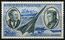 Francia (1970-1973) SG # 1893, 20F aria, PIONEER AVIATORI MNH #D 39891