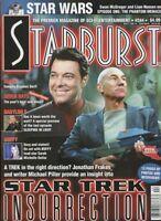 Starburst #244 Dec.1998 Star Trek Insurrection  Blade Seven Years  unread MBX110