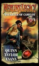 Daughter of Camelot by Quinn Taylor Evans (Merlin's Legacy #6)(1999, PB) FF789
