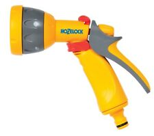Oakdene 10 Dial Multi Function Ergonomic Soft Grip water Garden Hose Gun nozzle