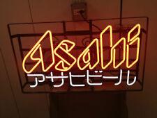 "New Asahi Beer Bar Cub Party Light Lamp Decor Neon Sign 17""x14"""