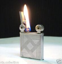 Briquet ancien * Flamidor Eclaire Art Déco * Vintage Lighter Feuerzeug Accendino