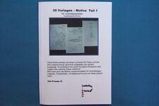 30 REGU - VORLAGEN für LAUBSÄGE - erzgebirgische Motive  - Teil 1 ++++++++++++++
